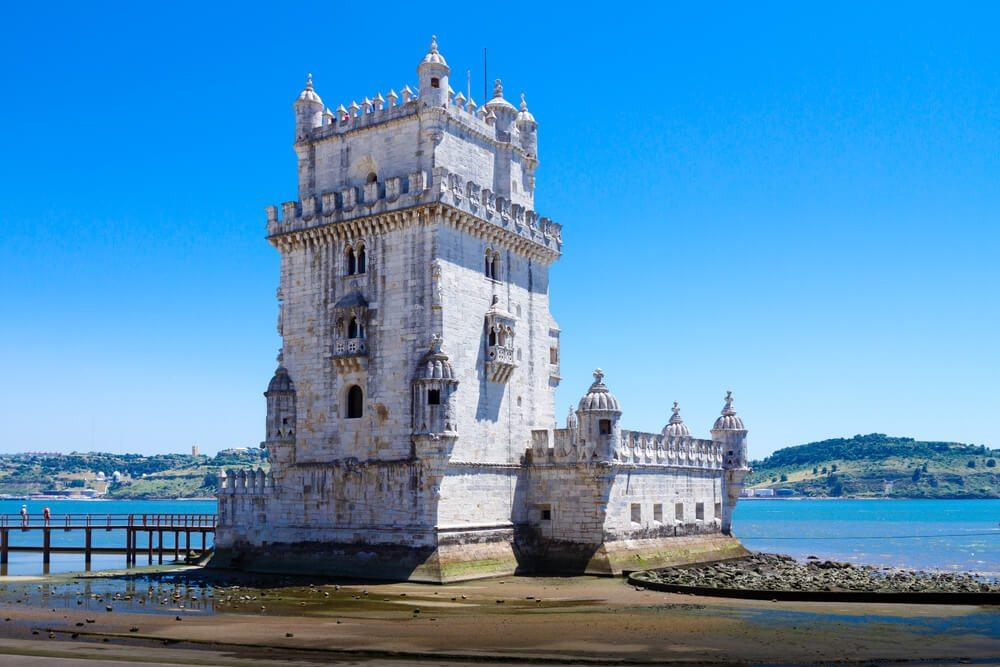 Der Torre de Belém ist ein Wahrzeichen der portugiesischen Hauptstadt. (BIld: © Paolo Querci - shutterstock.com)