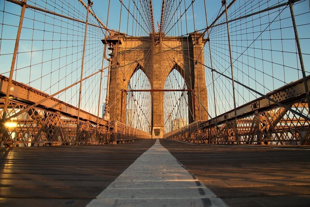Brooklyn Bridge (Bild: © romanslavik.com - fotolia.com)