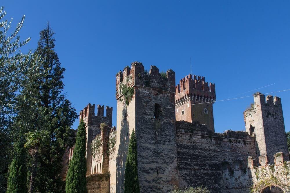 Castillo Lazise (Bild: © cduschinger - fotolia.com)