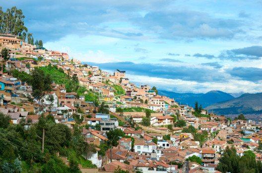 Wie Cusco damals aussah, lässt sich nur noch erahnen. (Bild: © Byelikova Oksana - shutterstock.com)