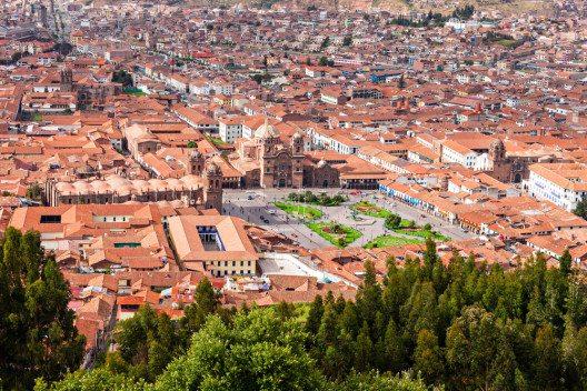 Bis 1533 war Cusco die Hauptstadt des Inkareiches (Bild: © saiko3p - shutterstock.com)