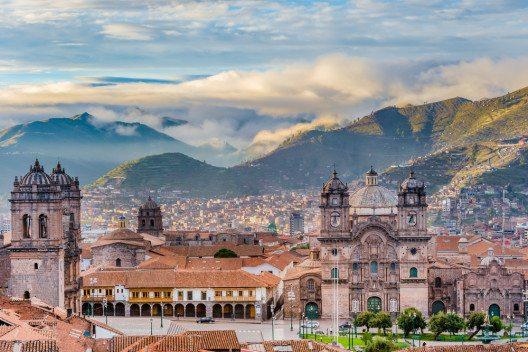 Wie Cusco damals aussah, lässt sich nur noch erahnen. (Bild: © sharptoyou - shutterstock.com)