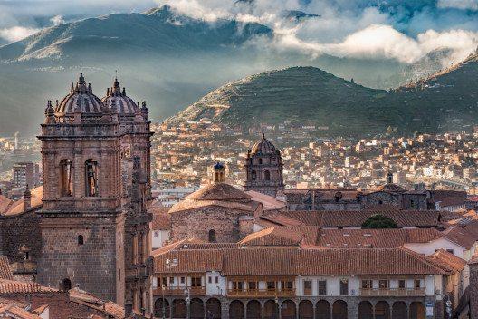 Die Stadt Cusco wurde von den Inka-Herrschern wohl um 1200 gegründet. (Bild: © sharptoyou - shutterstock.com)