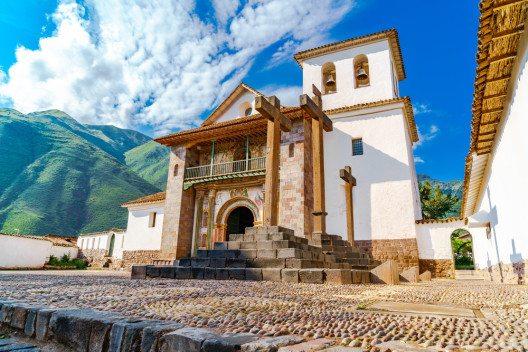Kirche im Andahuaylillas Distrikt (Bild: © takepicsforfun - shutterstock.com)