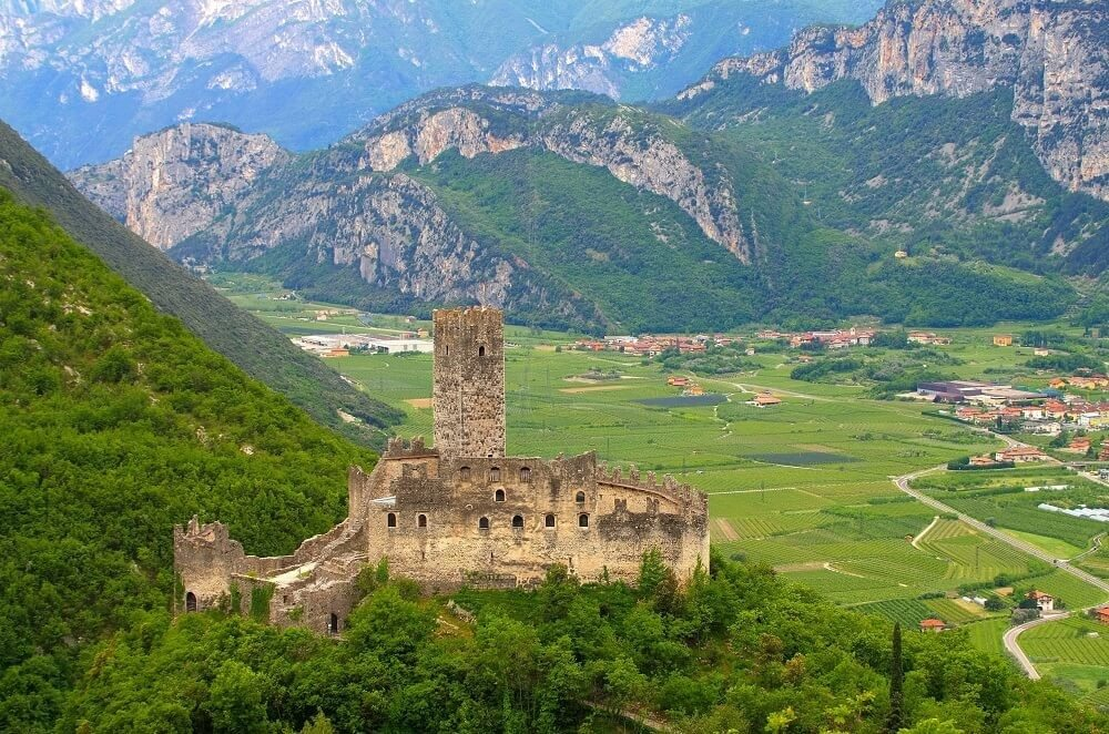Castello di Drena (Bild: © LianeM - fotolia.com)