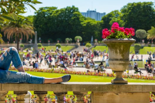 Jardin du Luxembourg in Paris (Bild: © dvoevnore - shutterstock.com)