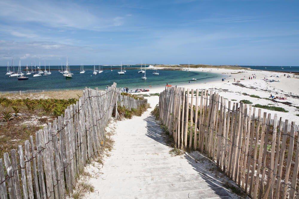Für Taucher sind die Glénan-Insel ein wahres Paradies. (Bild: © Crobard - shutterstock.com)