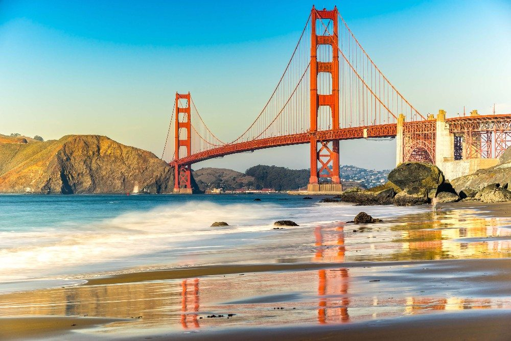 Golden Gate Bridge (Bild: © MasterLu - fotolia.com)