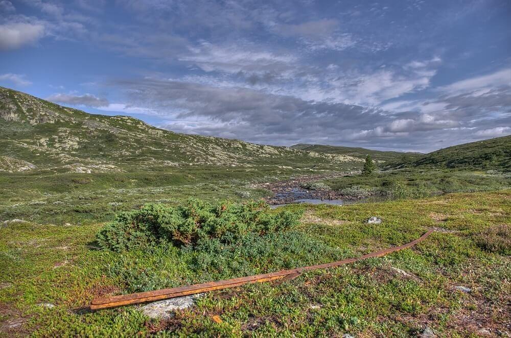 Der beeindruckendste Abschnitt ist zweifelsohne die Fahrt durch die Hardangervidda. (Bild: © John Maldoror - fotolia.com)