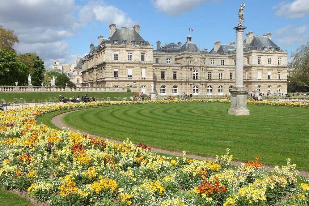 Der Jardin du Luxembourg ist einer der bekanntesten Parks in Paris. (Bild: © rudiuk - fotolia.com)