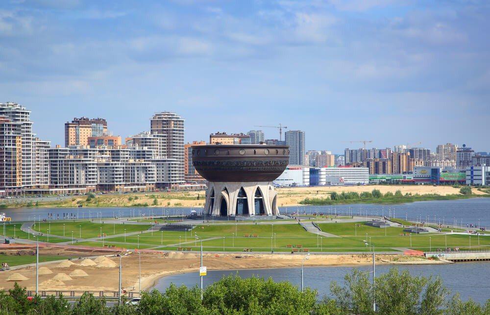 Kasan zählt mit gut 1,1 Millionen Einwohnern zu den grössten Städten der Russischen Föderation. (Bild: © Kokhanchikov - shutterstock.com)