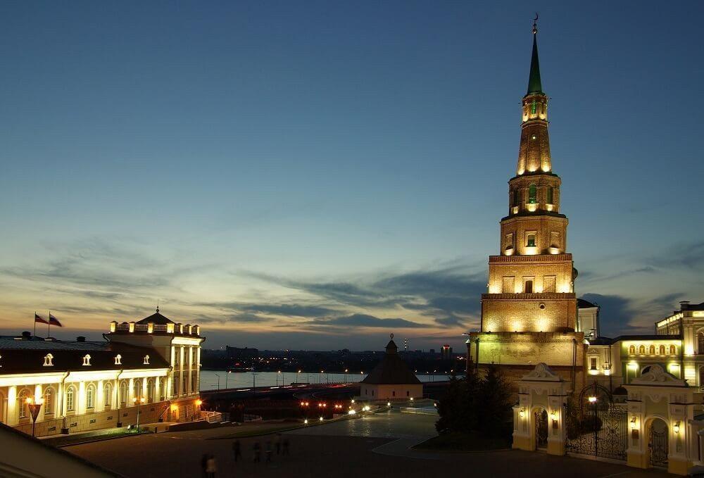 Der Sujumbike-Turm (Bild: © Talya - fotolia.com)