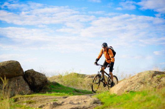 Métabief – ein Mountainbike-Paradies. (Bild: maxpro / Shutterstock.com)