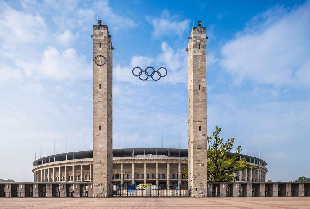 Das Berliner Olympiastadion. (Bild: © berlin.graphia. - shutterstock.com)