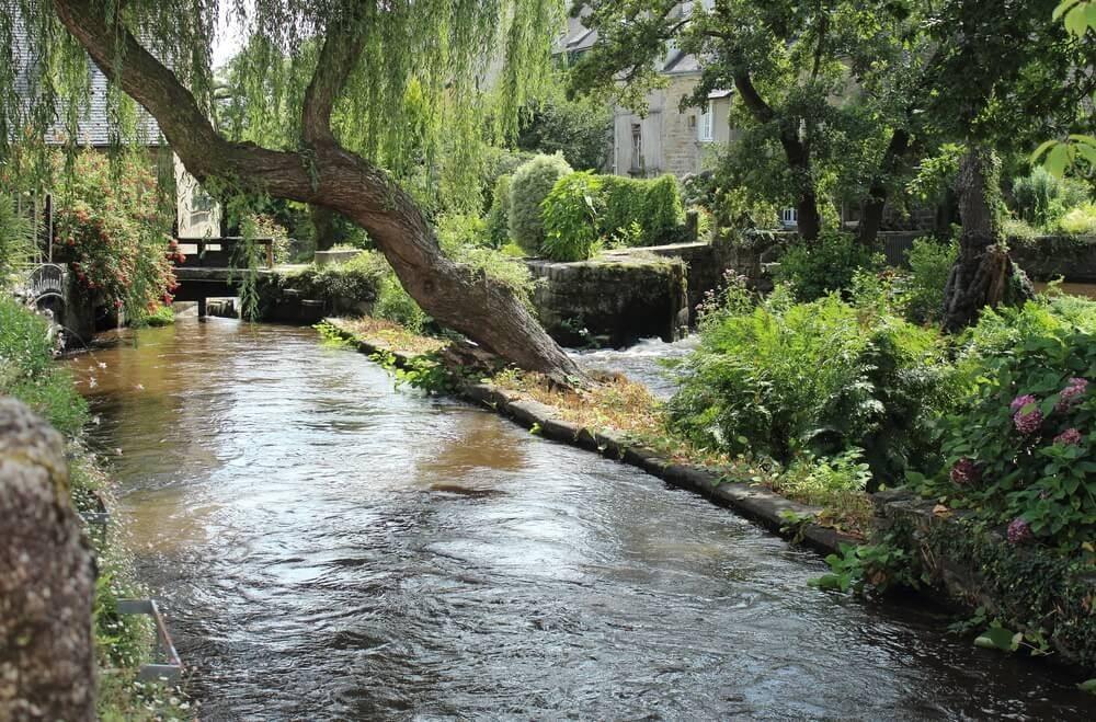 Pont-Aven ist ein sehr idyllisches Örtchen. (Bild: © Aygul Bulte - shutterstock.com)