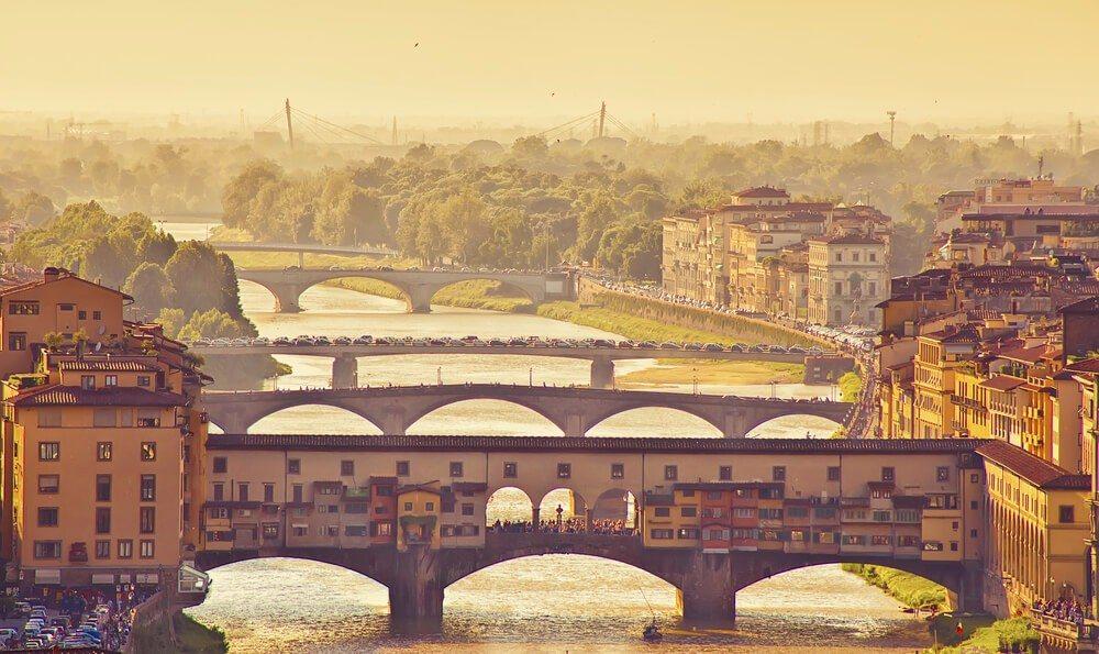 Ponte Vecchio (Bild: © Veronika Galkina - shutterstock.com)