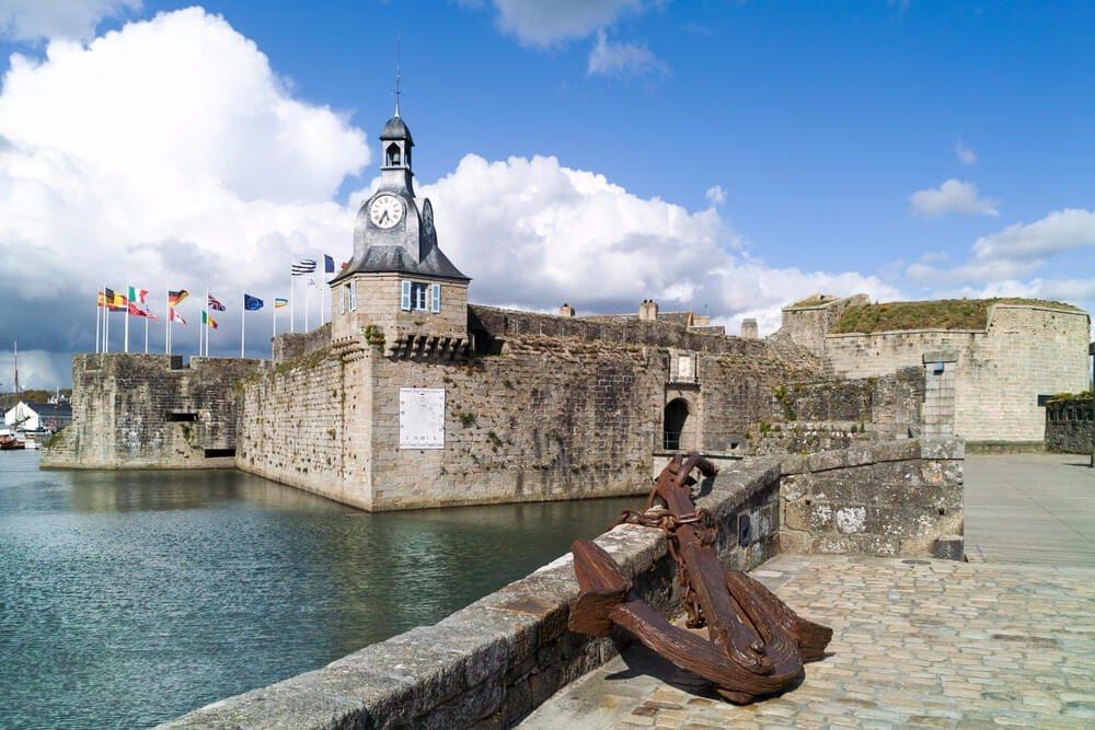 Der Hafen von Concarneau. (Bild: © sainthorant daniel - shutterstock.com)