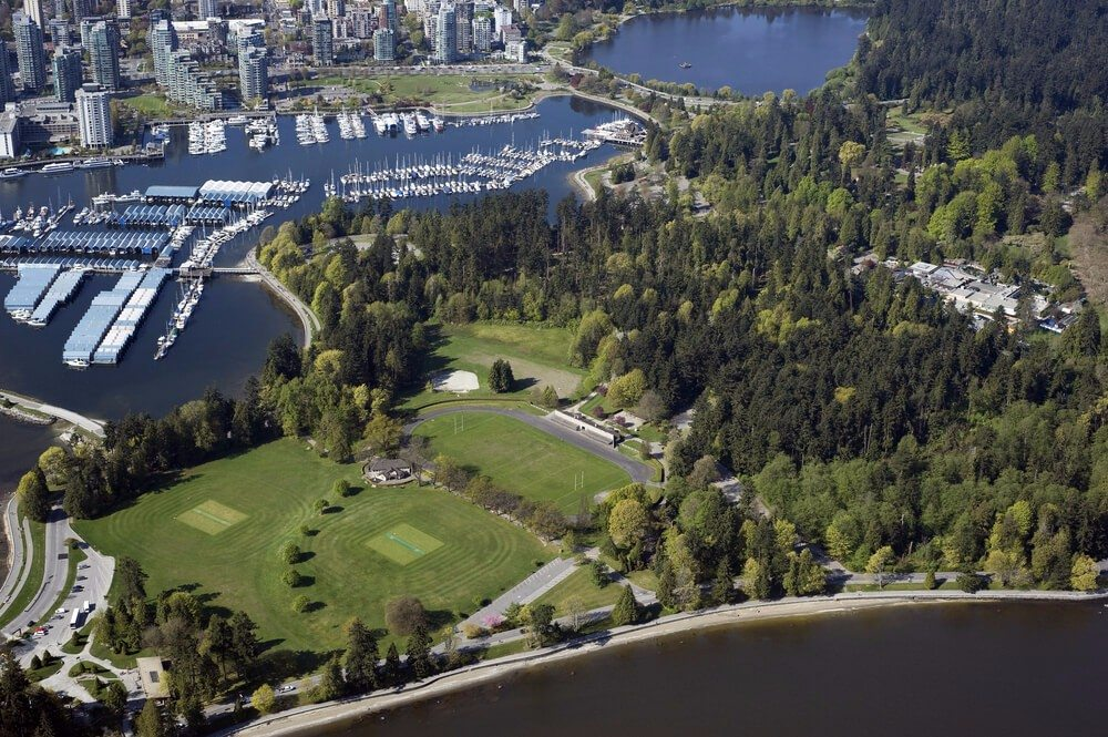 Mit mehr als 400 Hektar ist der Stanley Park in Vancouver der grösste Park Kanadas. (Bild: © Josef Hanus - shutterstock.com)