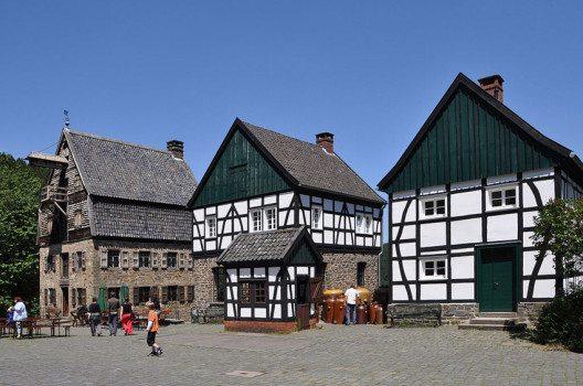 Hagen: Westfälisches Landesmuseum für Handwerk und Technik. (Bild: Marc Ryckaert, Wikimedia, CC)
