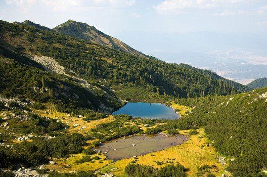 Perleshki See im nördlichen Teil des Nationalparks Pirin (Bild: Deyan Vasilev. Wikimedia, CC)