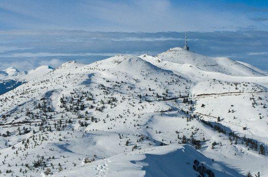 Nationalpark Pirin im Winter (Bild: Deyan Vasilev, Wikimedia, CC)
