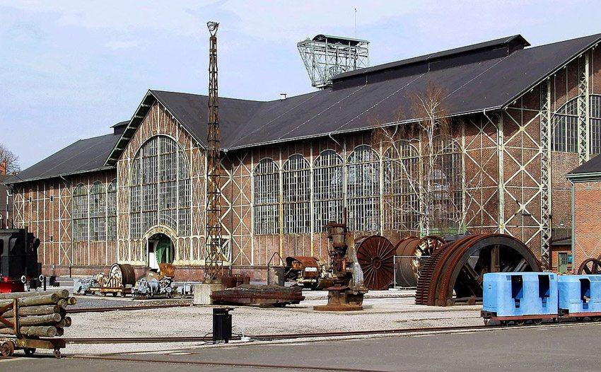 Maschinenhalle der Zeche Zollern in Dortmund (Bild: Raimond Spekking, Wikimedia, CC)