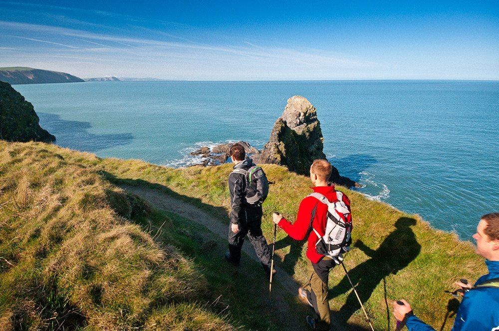 Der Wales Coast Path ist ein wahres Paradies für Naturfans. (Bild: gce-agency.com)
