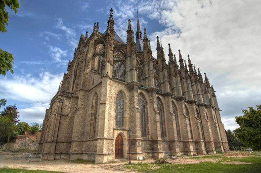 Dom der Heiligen Barbara (Bild: siloto – shutterstock.com)