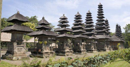 Die Tempelanlage Pura Meru (Bild: © Leonid Katsyka - shutterstock.com)
