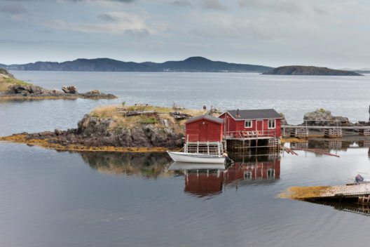 Atlantikküste von Neufundland (Bild: © Pi-Lens - shutterstock.com)