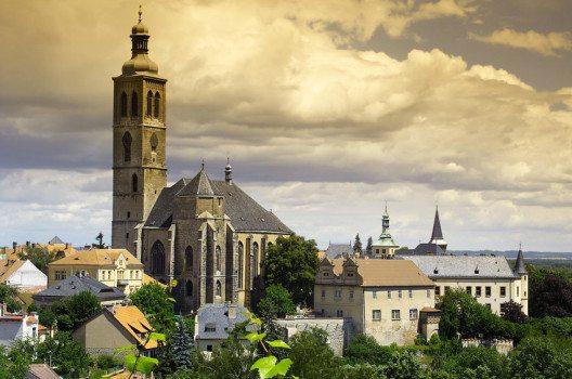 Kirche Sankt Jakob in Kutná Hora (Bild: Pecold – shutterstock.com)