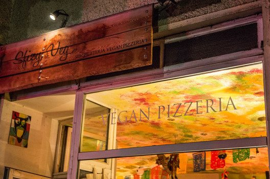 Vegane Pizzeria in Berlin Neukölln (Bild: Tony Webster, Wikimedia, CC)
