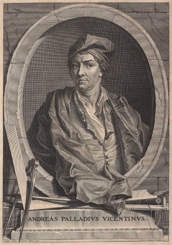 Andrea Palladio hat Architekturgeschichte geschrieben. (Bild: © wiki.org)