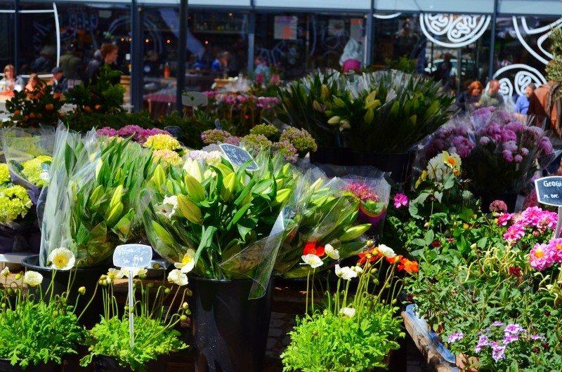"""Die """"Torvehallerne"""" ist der grösste Markt in Kopenhagen. (Bild: © Julia Schattauer)"""