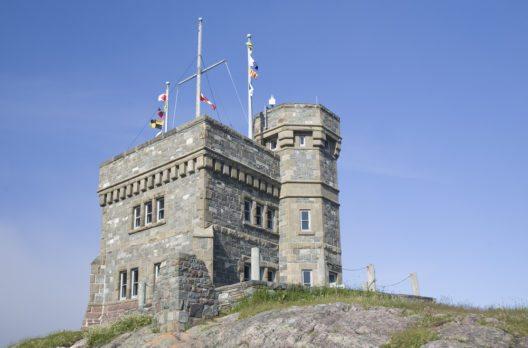 Cabot Tower, St John's (Bild: © Verena Matthew - shutterstock.com)