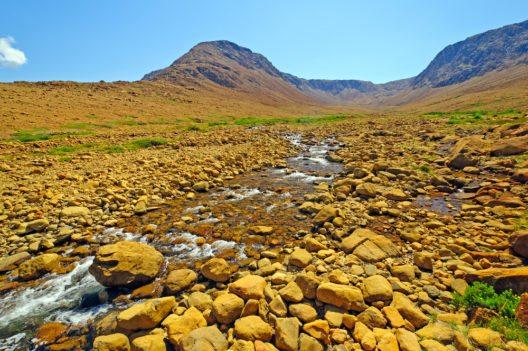 Eine Besonderheit innerhalb des Nationalparks sind die sogenannten Tablelands. (Bild: © Wildnerdpix - shutterstock.com)