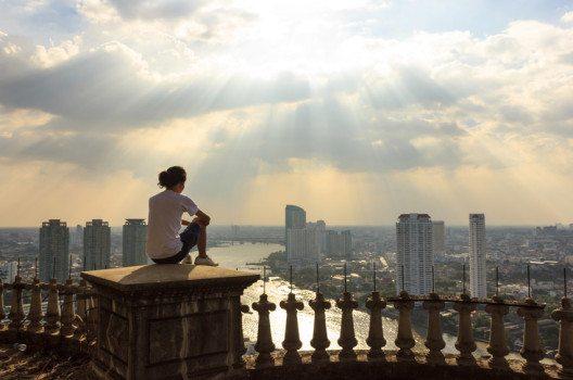 Bangkok war eines der ersten Zentren für digitale Nomaden. (Bild: Jaktana phongphuek – shutterstock.com)