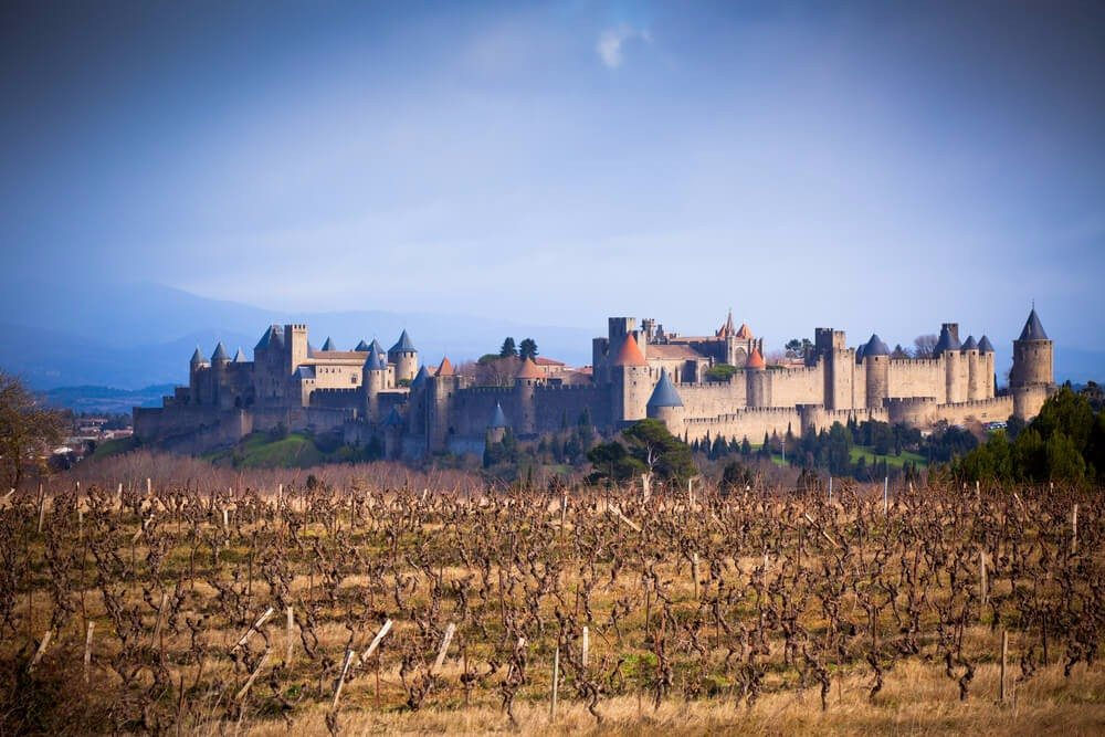 Die Cité von Carcassonne (Bild: © dvoevnore - shutterstock.com)