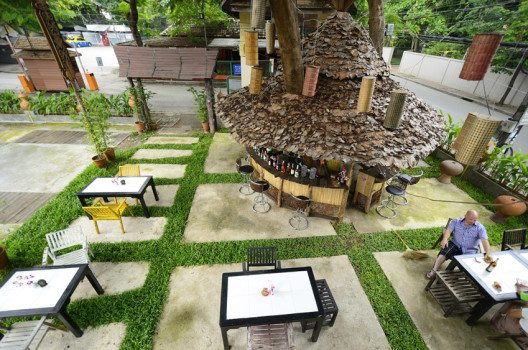 Café in Chiang Mai (Bild: thaikrit – shutterstock.com)