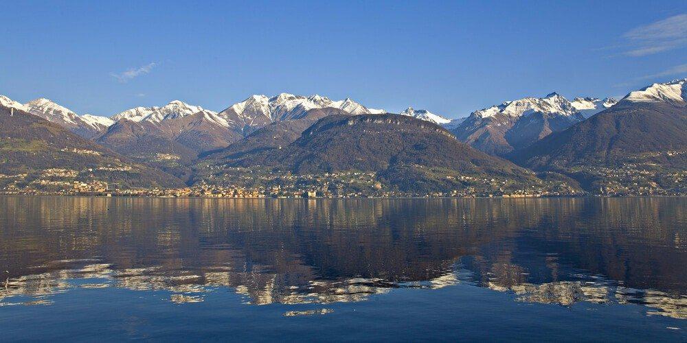 Der Comer See zählt mit seinem wunderbaren Panorama zu den herrlichsten Seen in Europa. (Bild: © Eder - shutterstock.com)