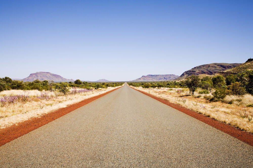 Der Great Western Highway, der mitten im Zentrum Sydneys beginnt. (Bild: © travellight - shutterstock.com)
