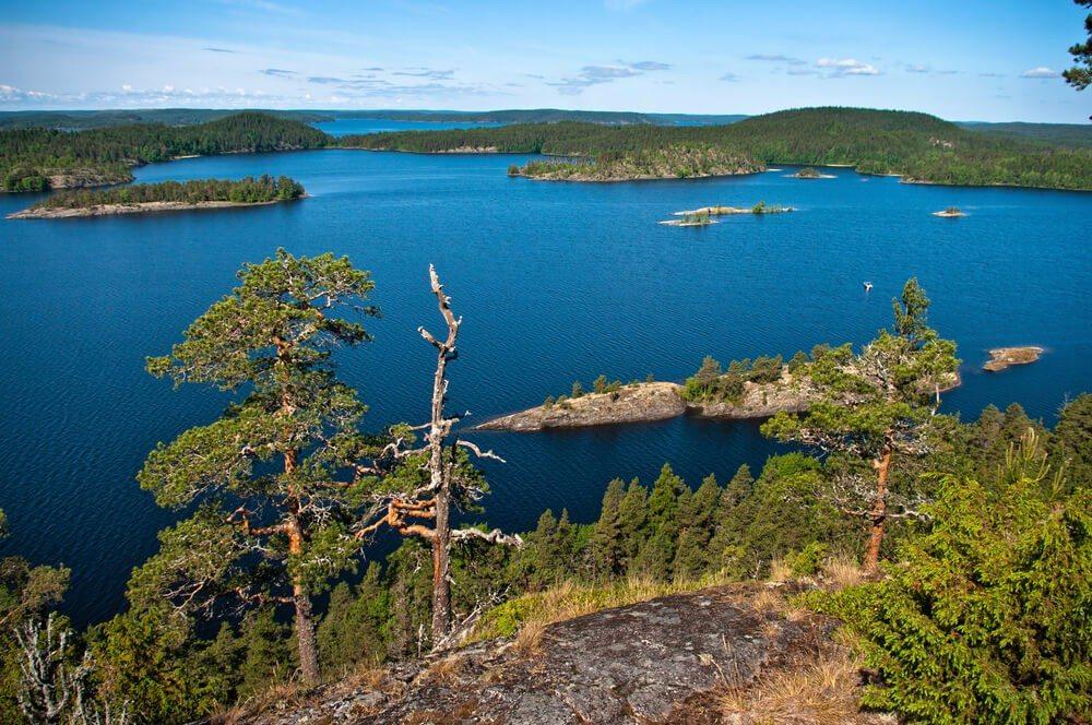Der russische Ladogasee ist der grösste europäische See. (Bild: © muph - shutterstock.com)