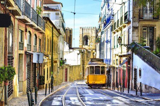 Lissabon ist unter den digitalen Nomaden eine recht neue Destination. (Bild: Rrrainbow – shutterstock.com)