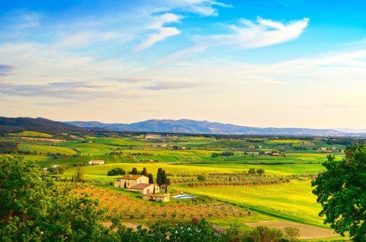 Maremma – Toskana-Landschaft von besonderem Reiz (Bild: StevanZZ – shutterstock.com)