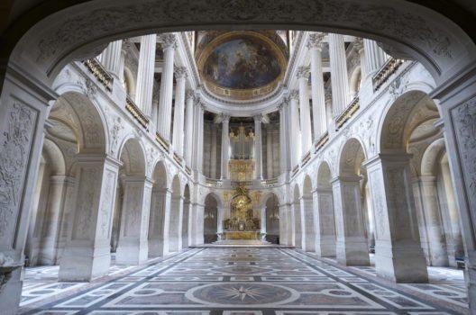 Die Hofkapelle (Bild: © pedrosala - shutterstock.com)