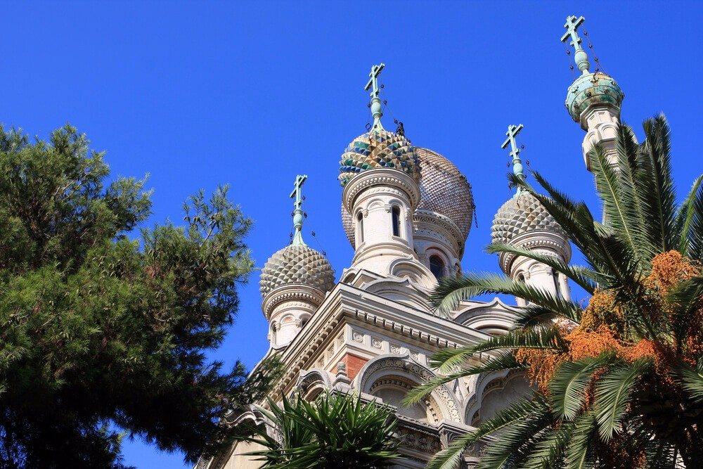 Die russisch-orthodoxe Kirche (Bild: © Eve81 - shutterstock.com)