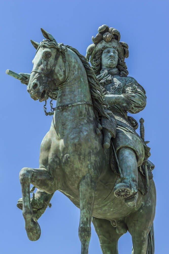 Sonnenkönigs Ludwig XIV. (Bild: © Kiev.Victor - shutterstock.com)