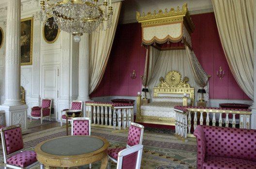 Schlafzimmer im Grand Trianon (Bild: Pack-Shot – shutterstock.com)