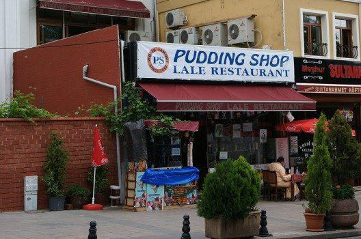 """""""Lale Restaurant"""" in Istanbul (Bild: Sandstein, Wikimedia, CC)"""