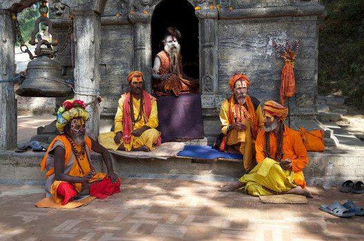 In den 60ern und 70ern war Kathmandu das ultimative Reiseziel für Hippies. (Bild: Jean-Marie Hullot, Wikimedia, CC)